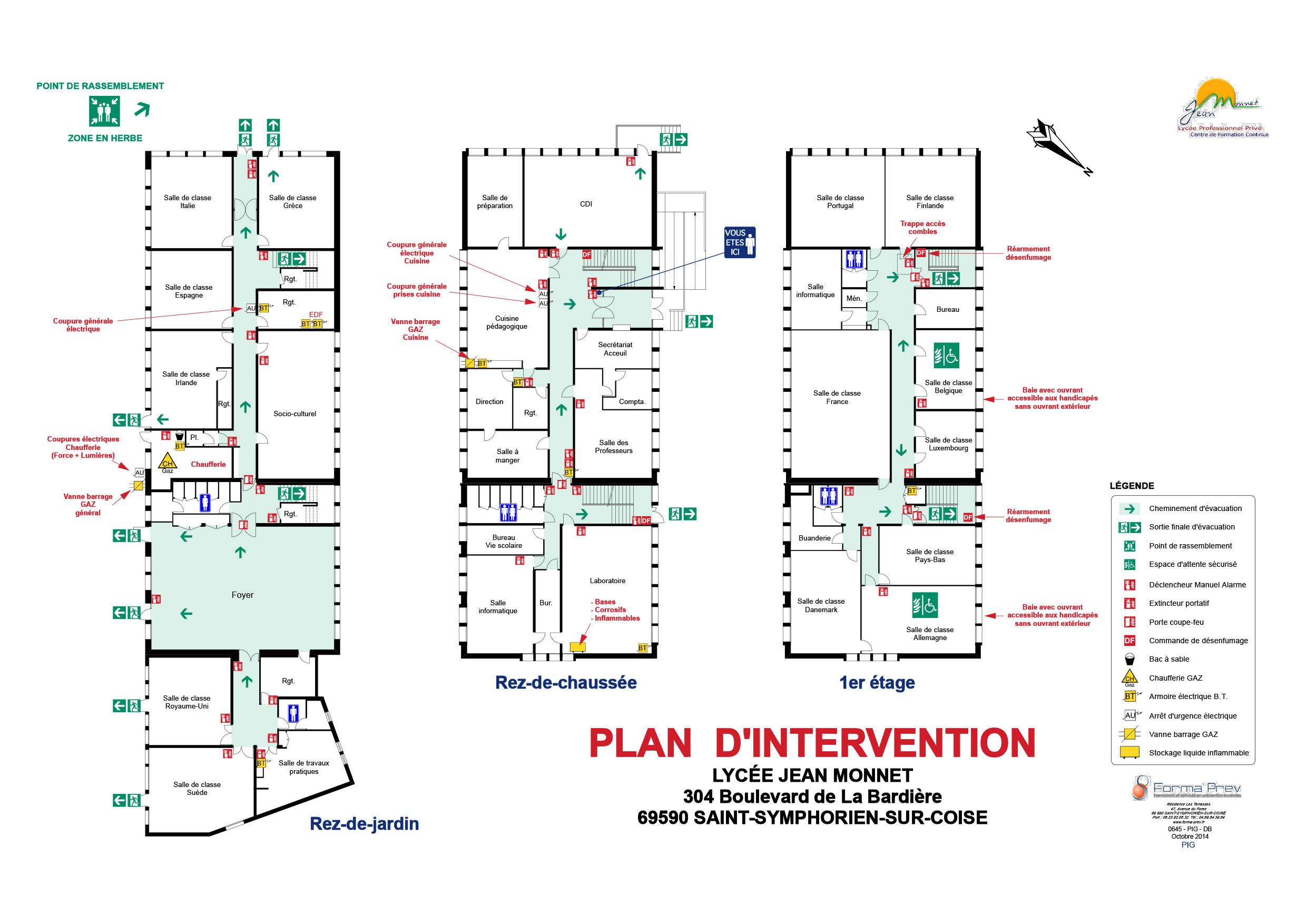 Plan d'intervention 2