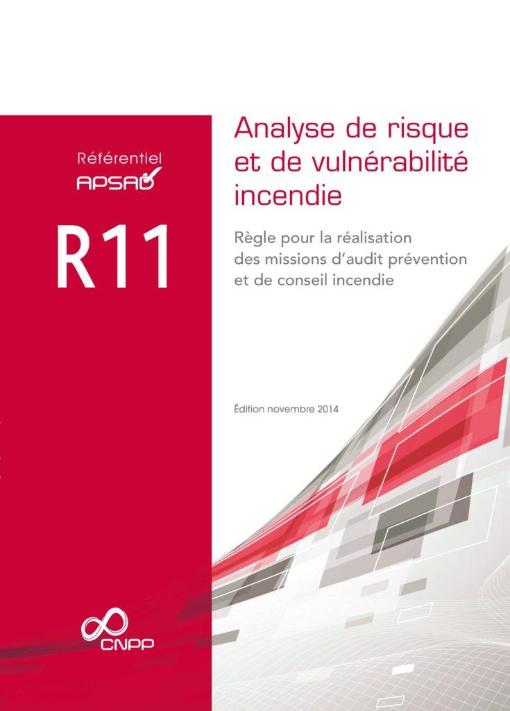 Référentiel APSAD R11