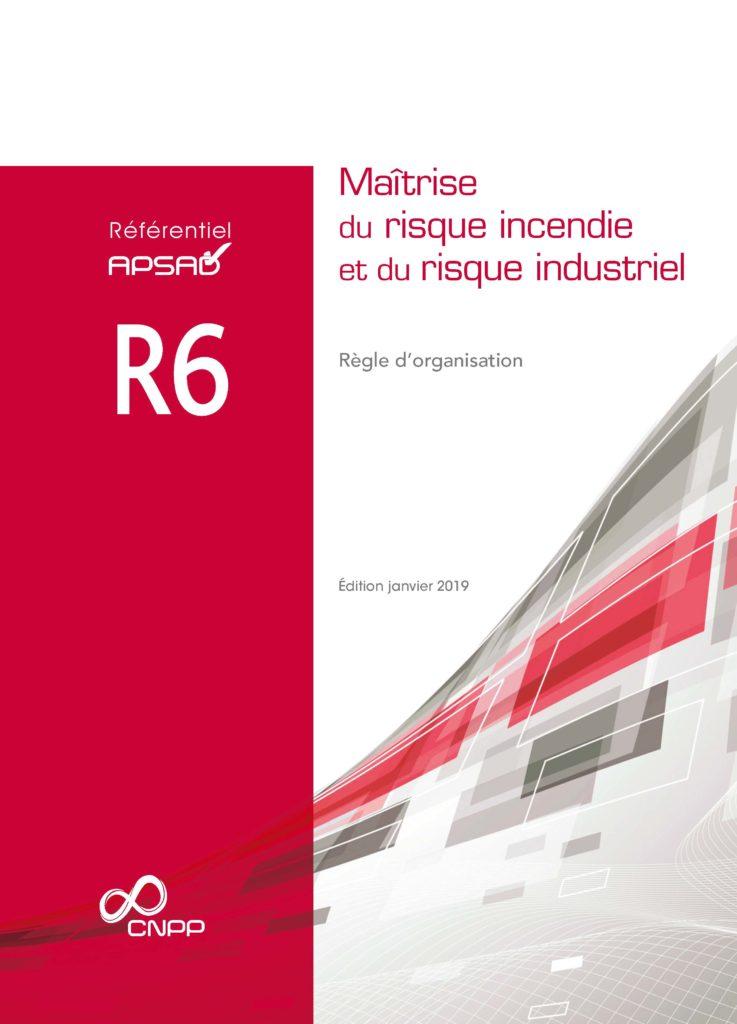 Référentiel APSAD R6