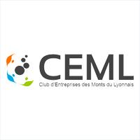 Logo Club d'Entreprises des Monts du Lyonnais