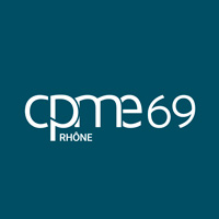 Logo CPME Rhône